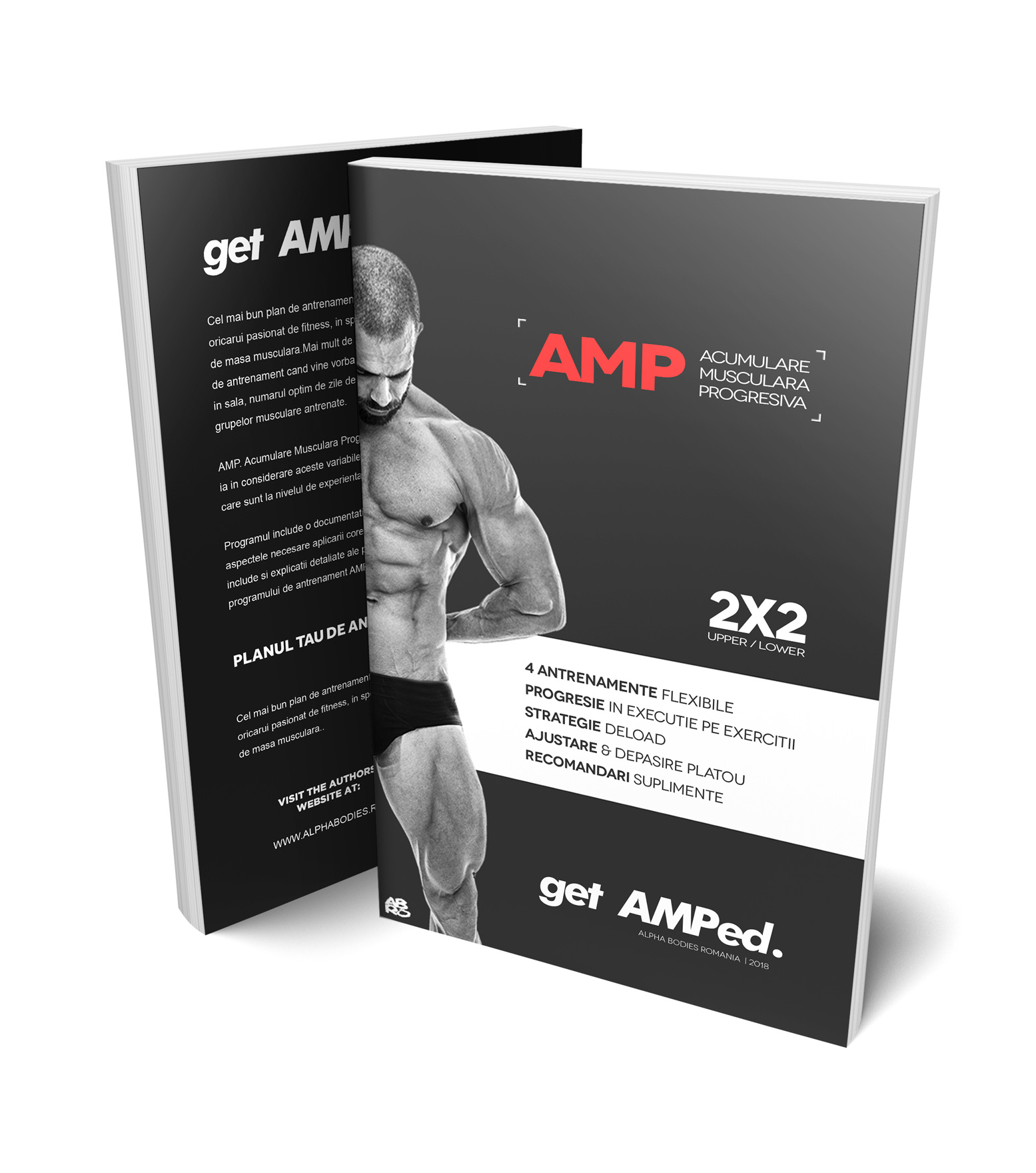 Programul de antrenament AMP